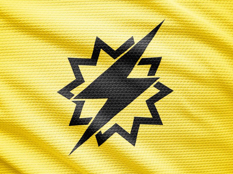 Sparks // Branding jersey logodesigner mascot sports school midwest colorful illustrator design branding logo design logodesign logomark logo