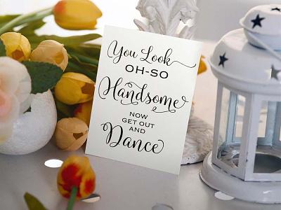 Free Wedding Bathroom Signs Word Template wedding design wedding card wedding design freebie freebies