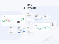 Free Dashboard Ui Kit Adobe Xd