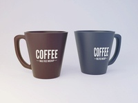 Free Stylish Mug Mockup Psd