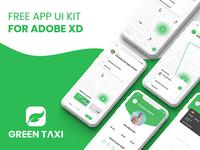 Taxi App Ui Kit (Freebies)