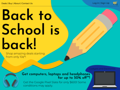 Back To School Site