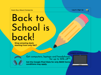 Back to School is back!