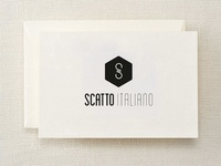 Scatto Italiano Logotype