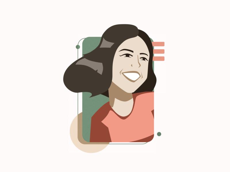 Tania Portrait