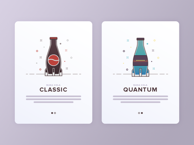 Nuka Cola (Fallout 4) nuka cola game icon cola nuka bottle drink ui illustration vector quantum fallout