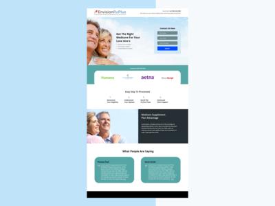 Medicare landing page
