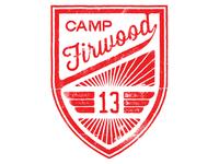 Firwood Crest Raglan