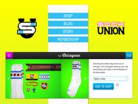 Sock Union Website