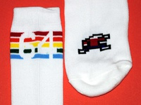 The Commodore 64 Sock