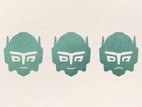 Don't Talk to Robots Logo Ideas