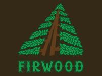 Firwood Leafy Logo T-shirt