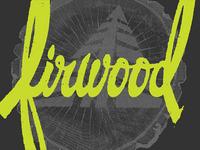 Firwood Script Hoodie