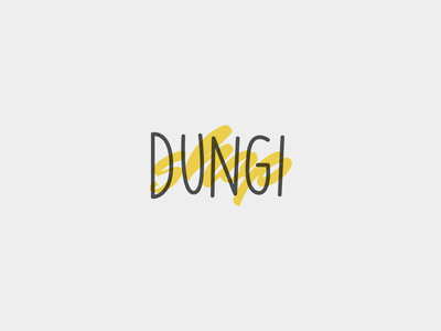 Dungi Shop v4 branding logo design logo shopping online dungi shop shop dungi