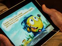 Upcoming iOS platform for kids