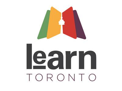 Learn Toronto logo toronto education