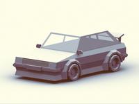 90's Touring Car