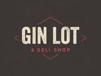 Gin Lot Logotype