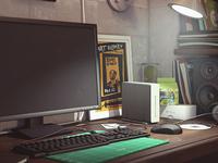 Dorm Desk
