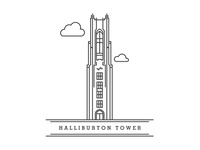 Halliburton Tower