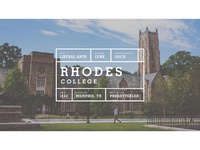 Rhodes stamp photo