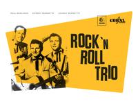 The Rock 'n Roll Trio