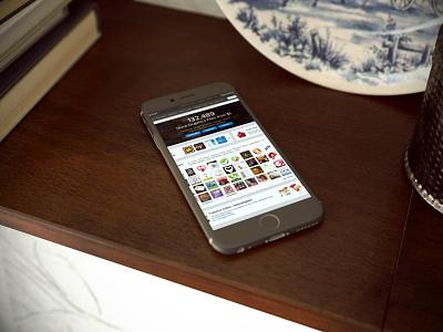 Responsive Screen Mockup responsive screen mockup devices web design preview showcase app smart