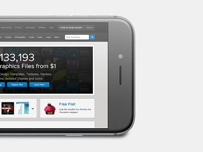 Responsive Screen Mockup smart app showcase preview design web devices mockup screen responsive