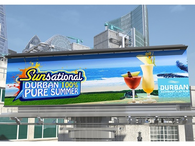Billboard Mockup ads present showcase preview billboard mockup truck
