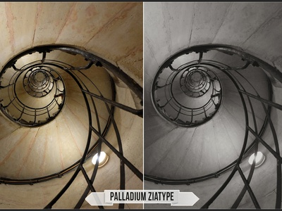 Palladium Ziatype