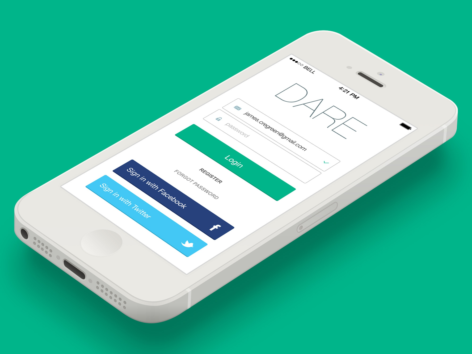 Design App Derek Boateng Design Direction Great Interface