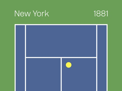 New York 1881 (Us Open)