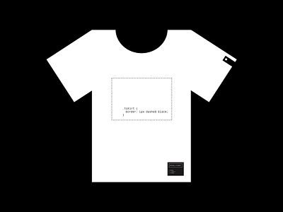 dress_<code> developer dresscode html css tshirt
