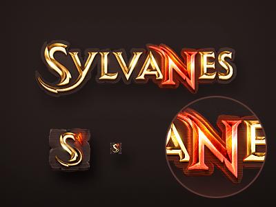 Sulvanes Game logo gothic play game lineage2 la2 l2 dkarts logotype logo