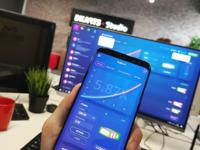 Crash Game Mobile UI