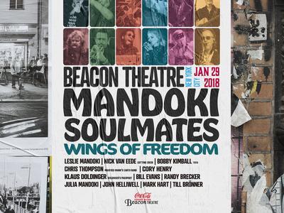 Mandoki Soulmates concert in NYC