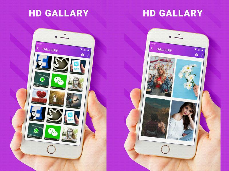 HD Gallary App