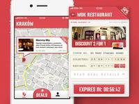 Deal Driver Krakow - Mobile App