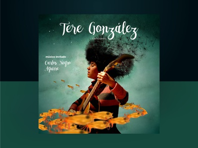 Tere Gonzalez cd cover