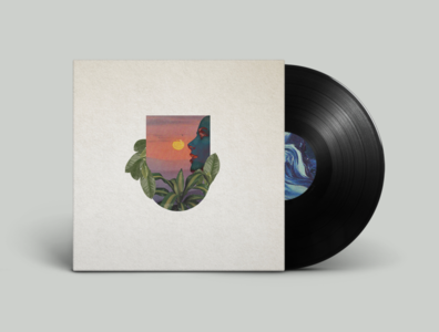 Vinyl Cover Design Explorations