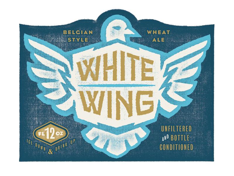 Bird Beer beer karl hebert gold lunchbox