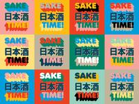 Sake Time! Sake Time!