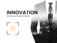 Business Innovation: KeyNote template