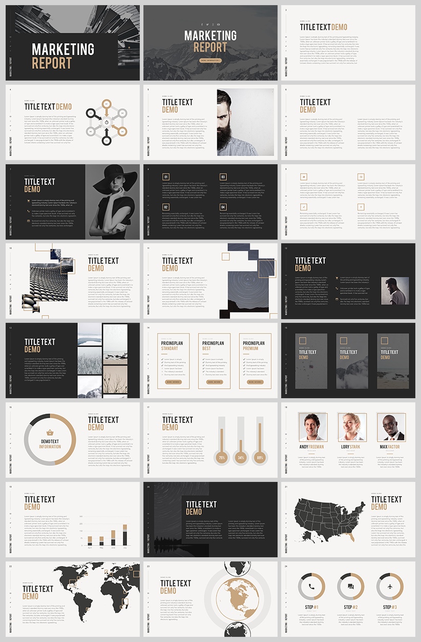 Dribbble - marketing-report-free-keynote-template.png by hislide.io