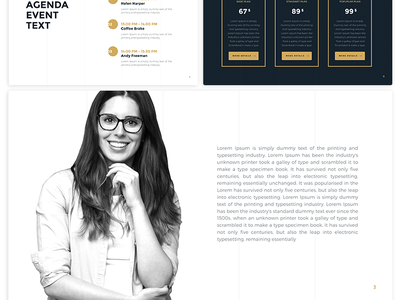 """Free PowerPoint and Keynote Template """"Business Template"""" key iwork keynote template freebie free infographic slide presentation powerpoint pptx ppt"""