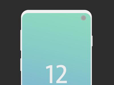 Free Samsung S10e Mockup