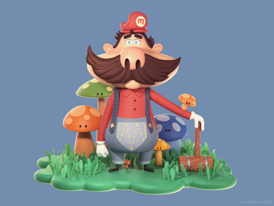 Mario and friends 🍄 gaming