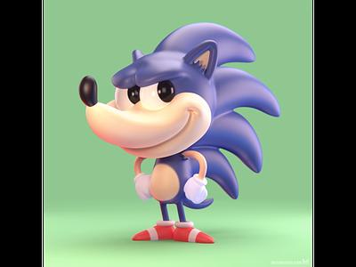 Sonic the Hedgehog 🦔 sega