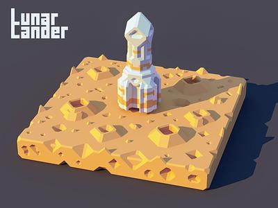 Lunar Lander 🌙🚀 artwork