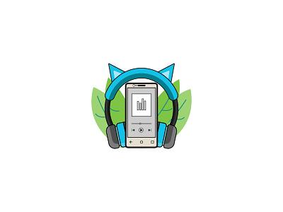 music illustration icon ui fiverr design creative character portrait work illustration art vexel vector illustrator